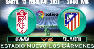 Granada vs Atl. Madrid