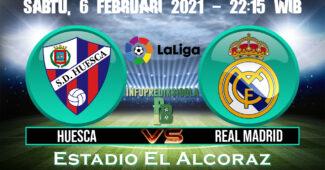 Huesca vs Real Madrid