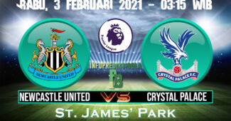 Newcastle United vs Crystal Palace