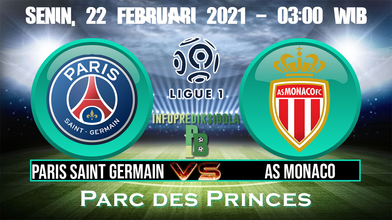 Paris Saint Germain vs As Monaco