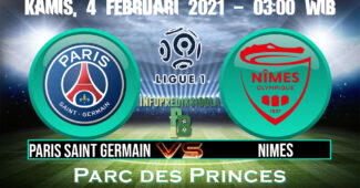 Paris Saint Germain vs Nimes