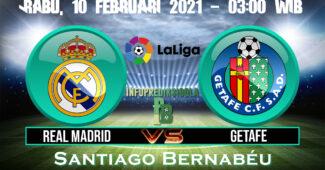 Real Madrid vs Getafe