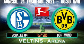 Prediksi Skor Schalke 04 vs Borussia Dortmund