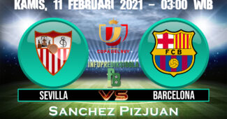 Prediksi Skor Sevilla vs Barcelona