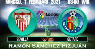 Prediksi Skor Sevilla vs Getafe