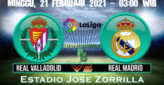 Valladolid vs Real Madrid
