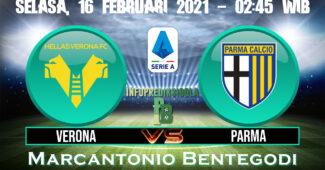 Verona vs Parma