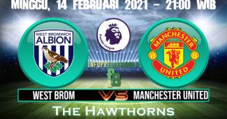 West Brom vs Manchester Utd