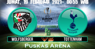 Wolfsberger AC vs Tottenham
