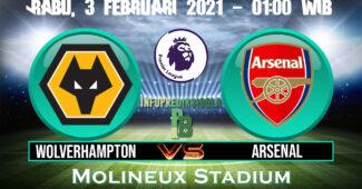 Wolverhampton vs Arsenal
