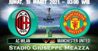 AC Milan vs Manchester Utd