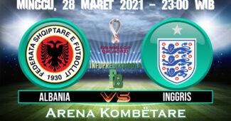 Albania vs England