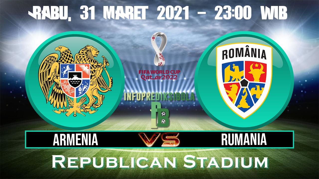 Armenia vs Romania