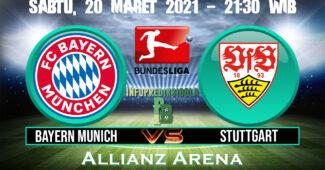 Prediksi Skor Bayern Munich vs Stuttgart