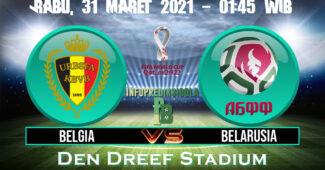 Belgium vs Belarus