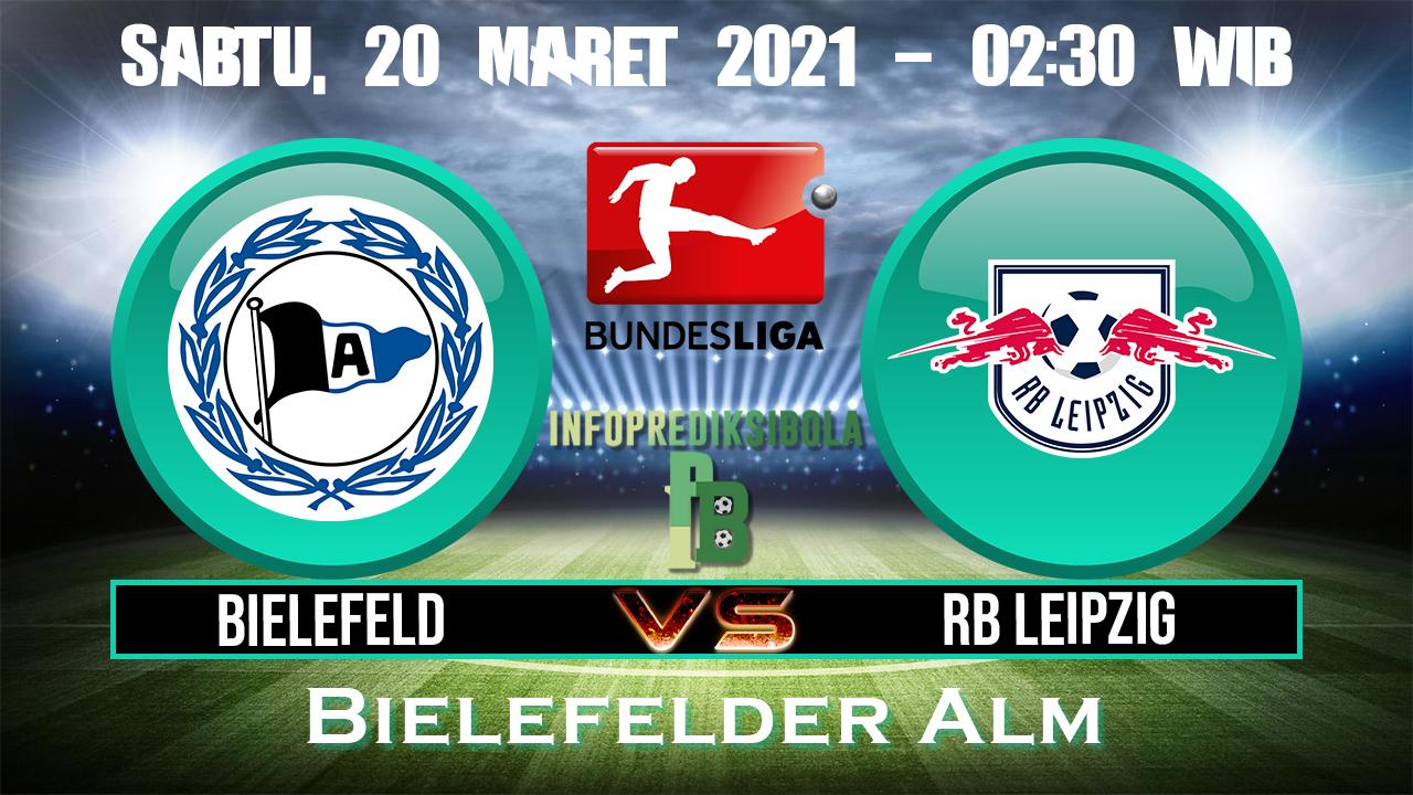 Prediksi Skor Arminia Bielefeld Vs RB Leipzig