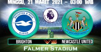 Prediksi Skor Brighton vs Newcastle United