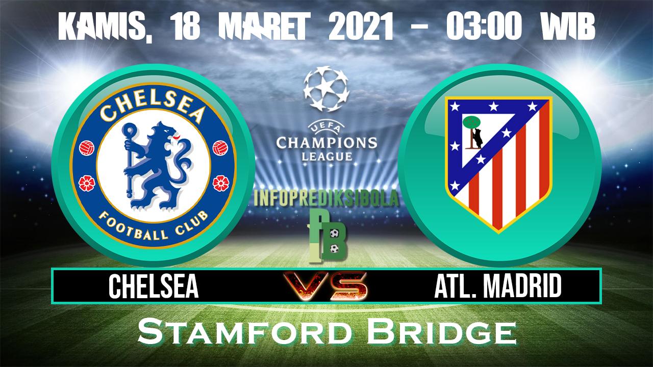 Chelsea vs Atl. Madrid