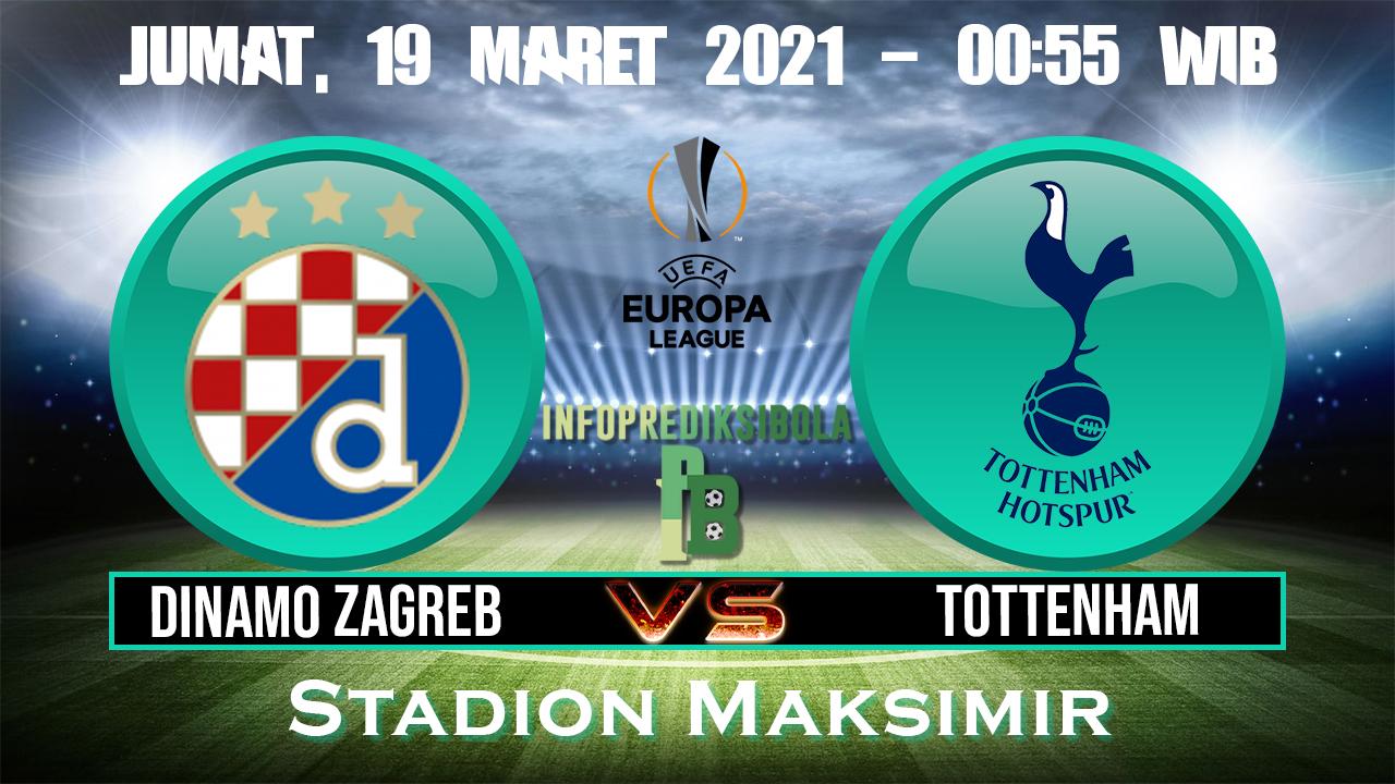 Dinamo Zagreb vs Tottenham