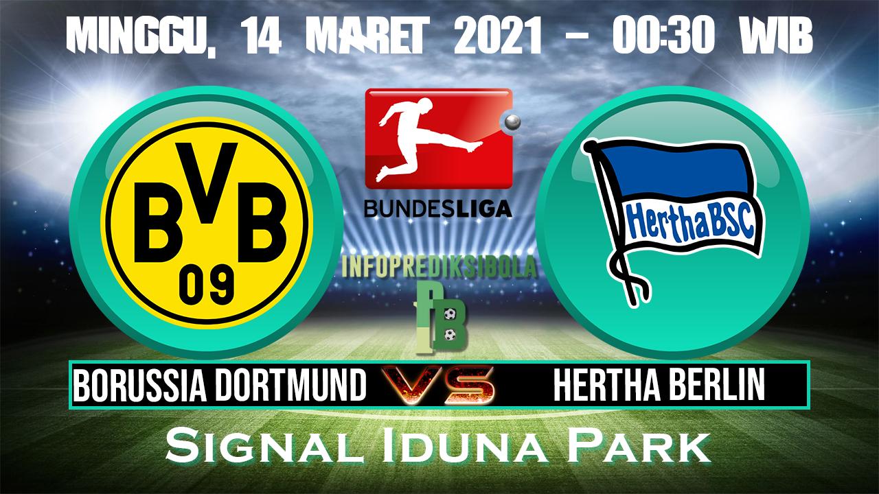 Dortmund vs Hertha Berlin