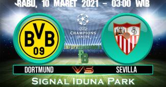 Prediksi Skor Borussia Dortmund Vs Sevilla