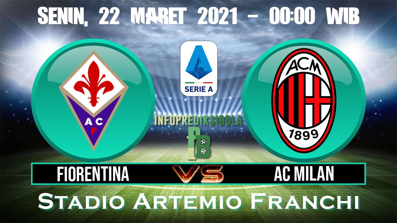Prediksi Skor Fiorentina vs AC Milan