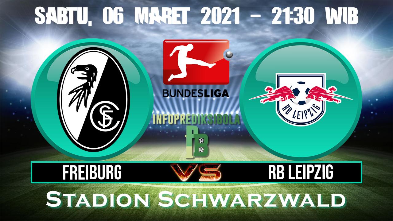 Prediksi Skor Freiburg Vs RB Leipzig