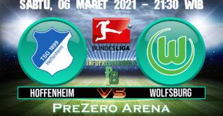 Prediksi Skor Hoffenheim Vs Wolfsburg