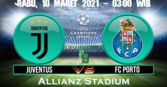 Prediksi Skor Juventus Vs FC Porto