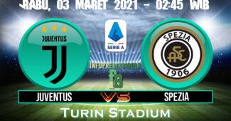 Prediksi Skor Juventus vs Spezia