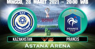 Kazakhstan vs France