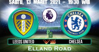 Prediksi Skor Leeds United vs Chelsea