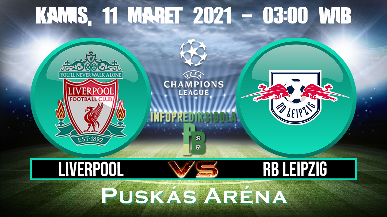 Liverpool vs RB Leipzig