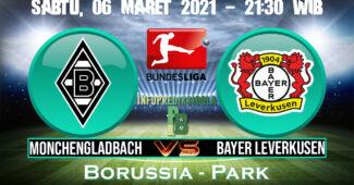 Monchengladbach Vs Bayer Leverkusen