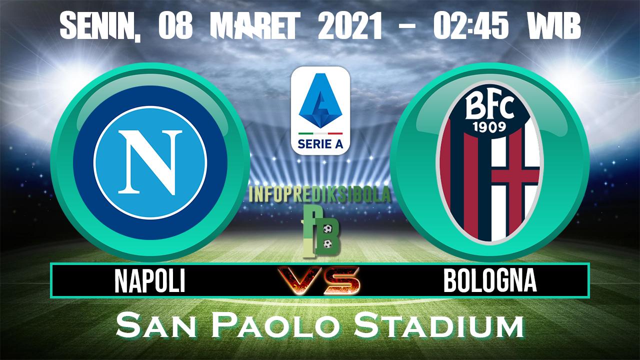 Prediksi Skor Napoli vs Bologna