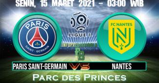 Prediksi Skor Paris Saint Germain vs Nantes