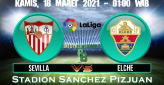 Sevilla vs Elche