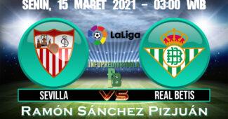 Prediksi Skor Sevilla vs Real Betis