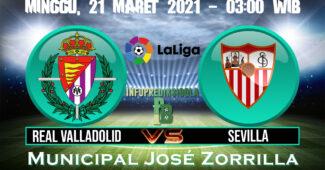 Prediksi Skor Real Valladolid vs Sevilla