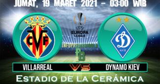 Villarreal vs Dynamo Kiev