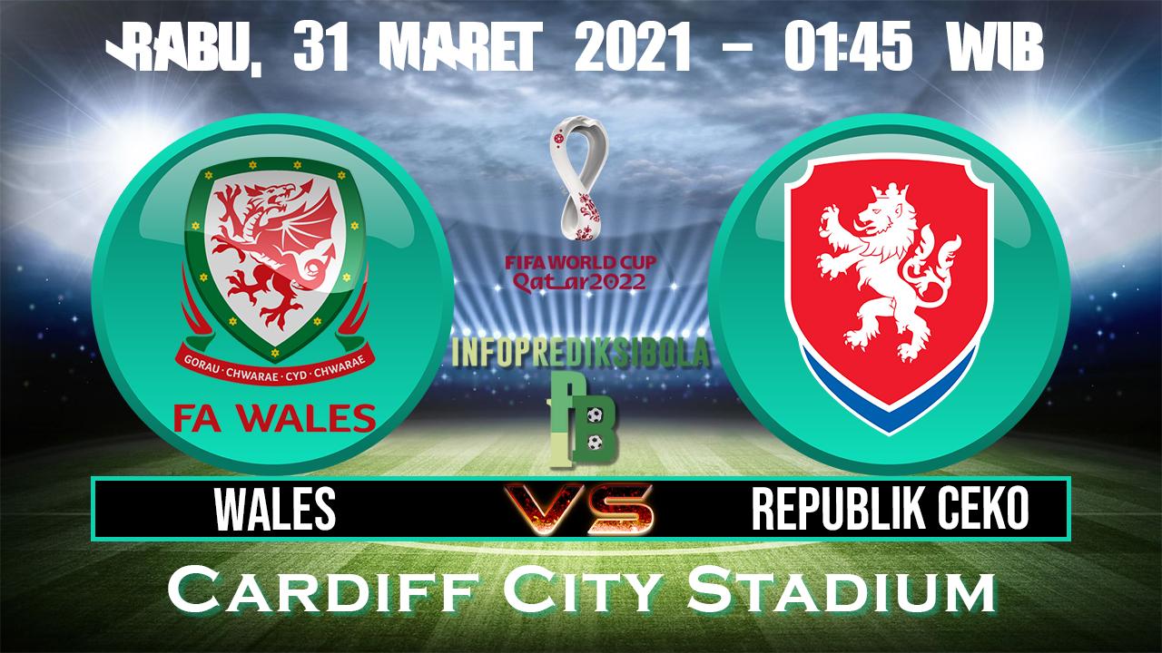 Wales vs Czech Republic