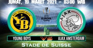 Prediksi Skor Young Boys vs Ajax Amsterdam
