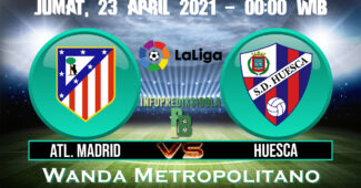 Atl. Madrid vs Huesca