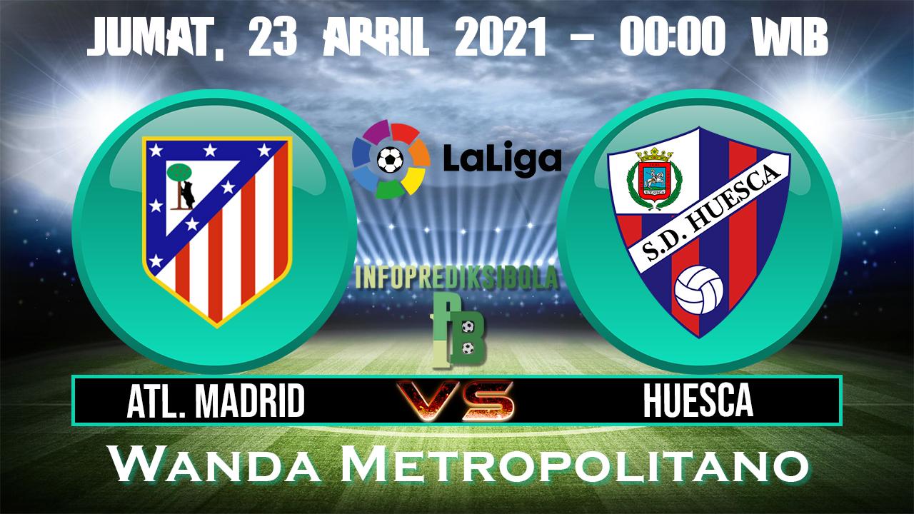 Atl. Madrid vs Huesca