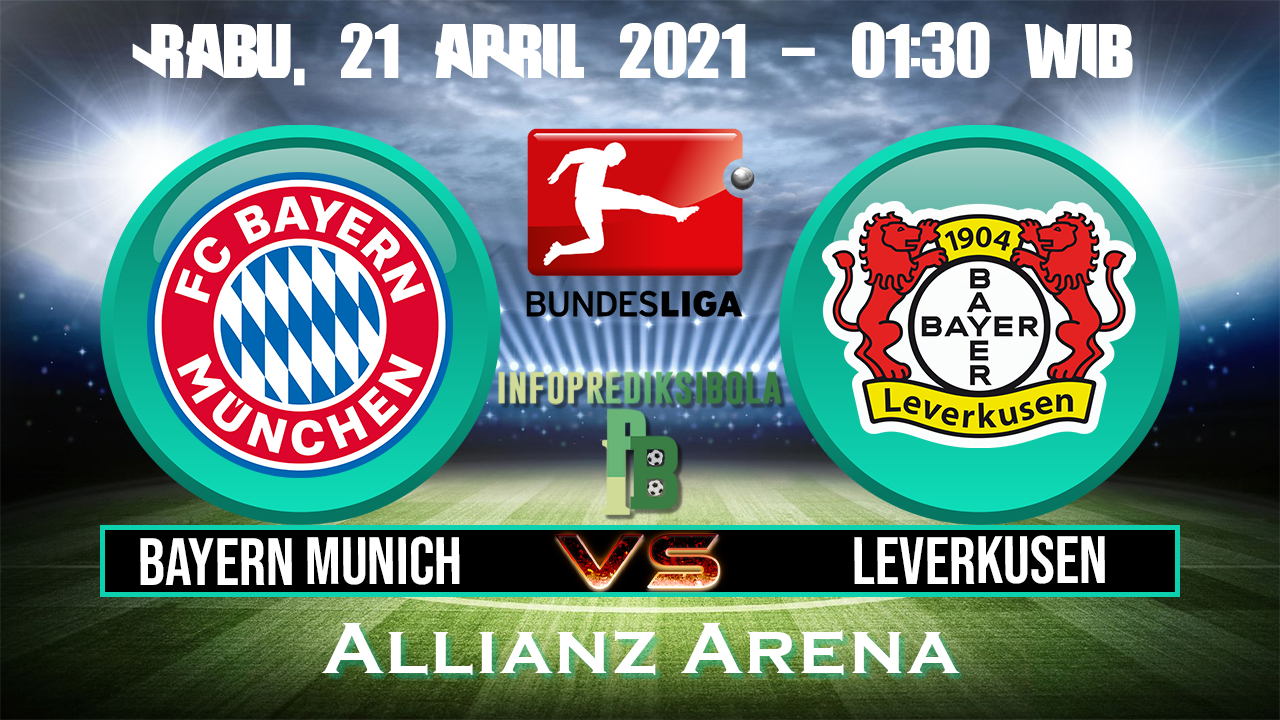 Prediksi Skor Bayern Munich vs Leverkusen