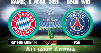 Prediksi Skor Bayern Munich vs Paris Saint Germain
