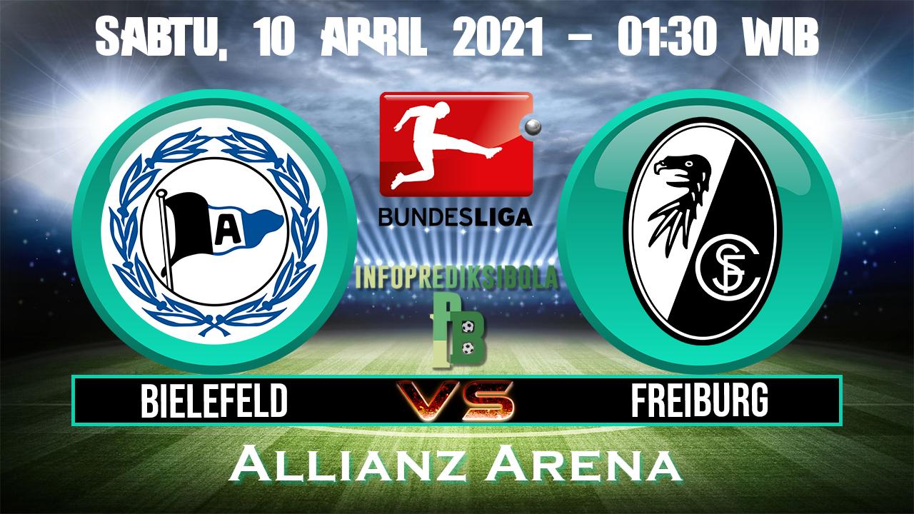 Prediksi Skor Arminia Bielefeld vs Freiburg
