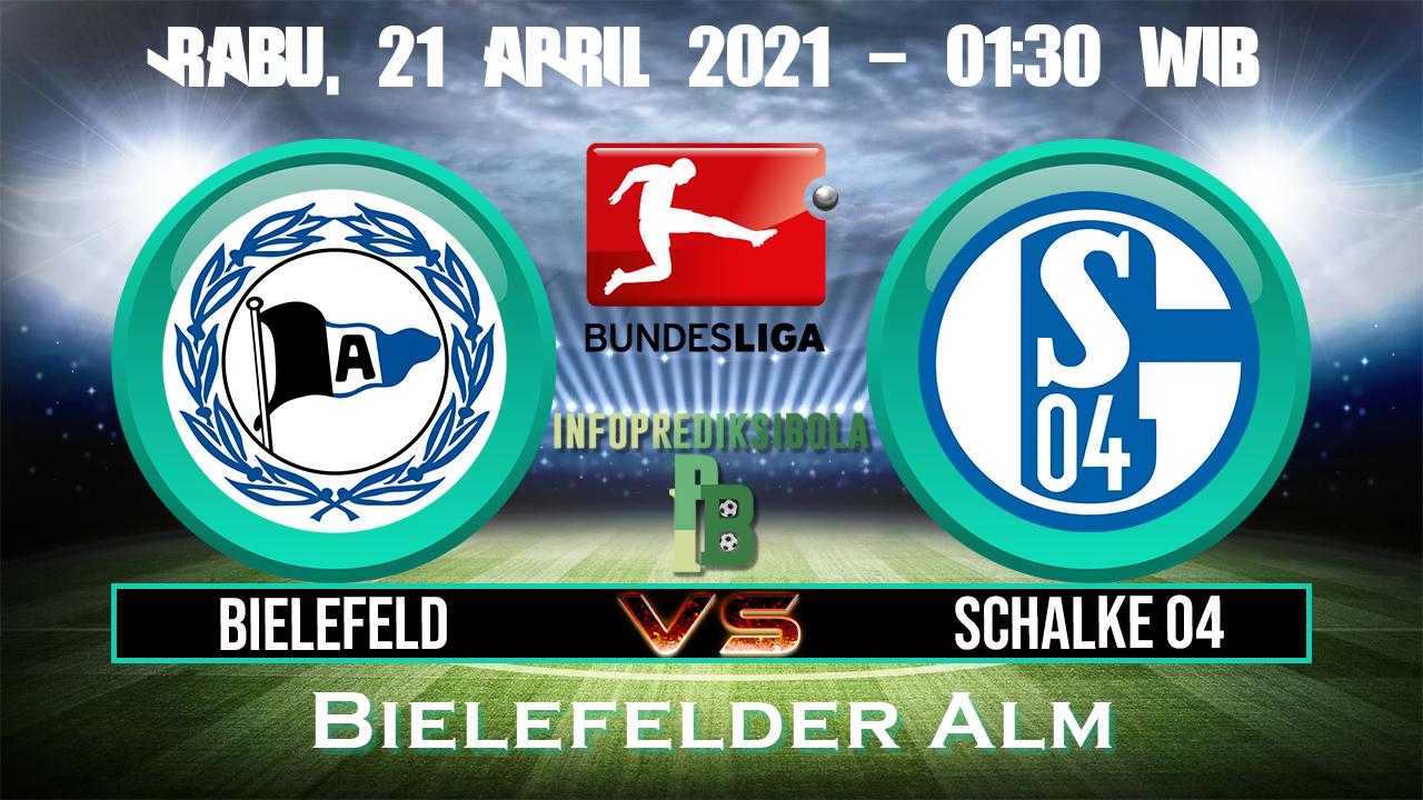 Prediksi Skor Arminia Bielefeld vs Schalke 04
