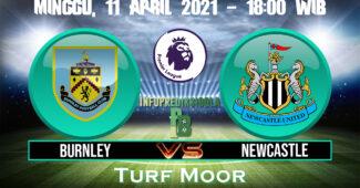 Prediksi Skor Burnley Vs Newcastle United