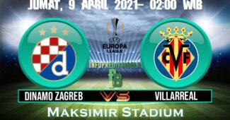 Prediksi Skor Dinamo Zagreb vs Villarreal